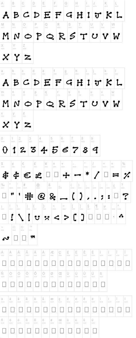 free doodle dot font dot stick doodles font dafont