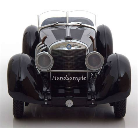 mercedes ssk count trossi kk scale new mercedes ssk trossi diecastsociety