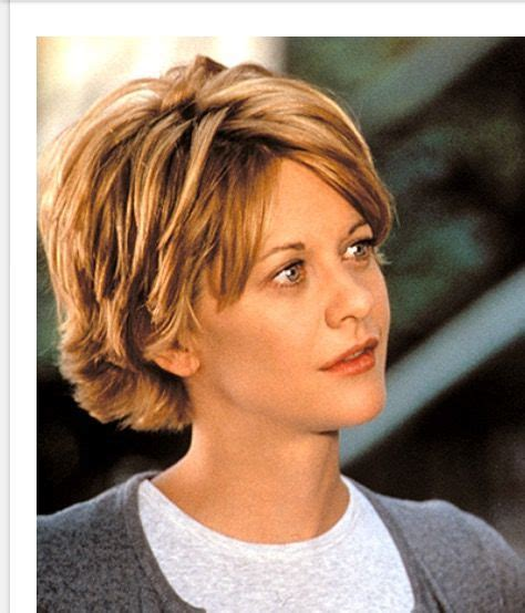 put meg ryans hair on my face 25 best images about meg ryan short hair on pinterest
