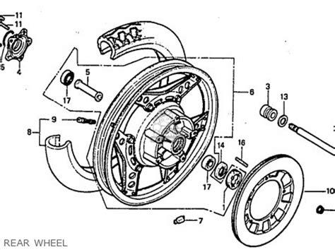 1983 honda nighthawk 450 wiring diagram 1983 honda gold