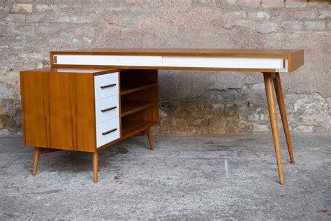 bureau en teck bureau en teck 224 caisson et tiroirs fabrication