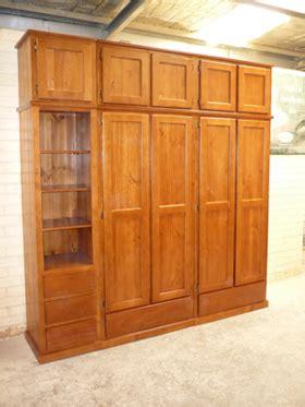 pine wardrobes granville timber furniture custom made