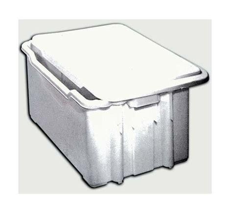 vasche sovrapponibili contenitori sovrapponibili per supermercati salumifici e