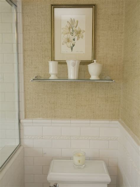 grasscloth wallpaper in bathroom pin by lisa moreau on for the home pinterest