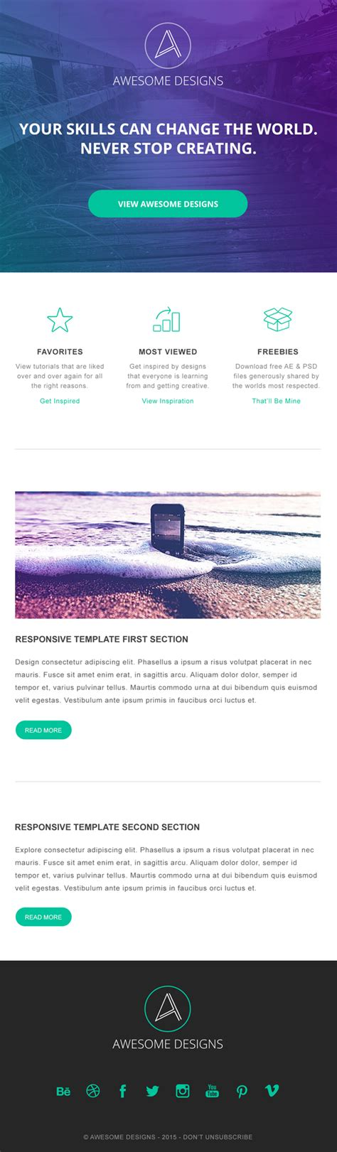 email template psd free freebies 25 new useful free vector and psd files