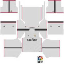 Dream league soccer kits real madrid kits