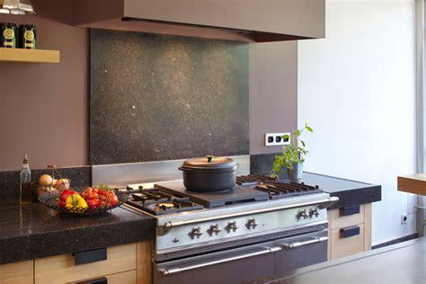 glacer en cuisine la cr 233 dence impose style inspiration cuisine le