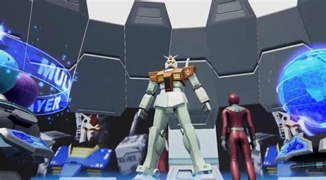 Ps4 Gundam Breaker 3 Edition Reg 3 gundam breaker 3 handheld players
