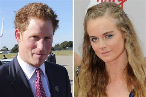 prince harry s girl friend cressida bonas prince harry s girlfriend shows her