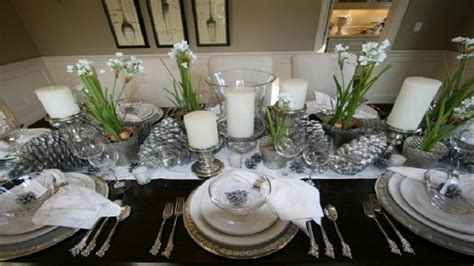 dining room table setting ideas table setting