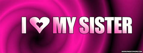 love  sister quote quote number  picture quotes