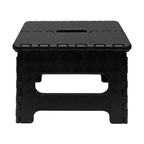 one step stool bunnings polytuf step stool 100kg black