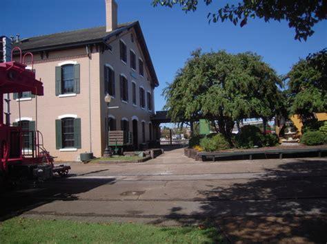 historic huntsville depot huntsville alabama travel