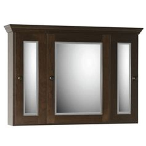 design house 541367 ventura tri view medicine cabinet