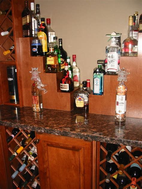 creative bar top ideas 20 creative basement bar ideas hative