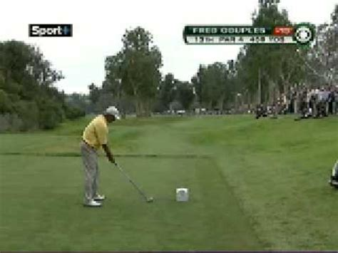fred couples swing analysis le swing de fred couples f 233 v09 youtube