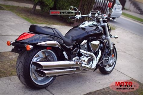 Suzuki M109r Specs by Suzuki Boulevard M109r 2007 Specs And Photos