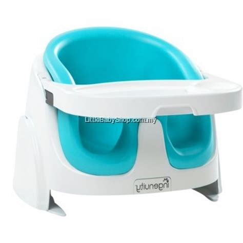 ingenuity baby seat with tray ingenuity baby base 2 in 1 booster seat teal l