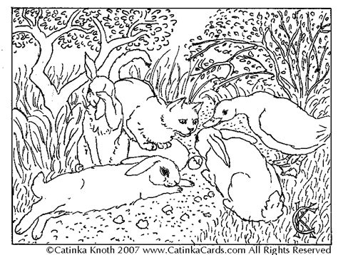 easter cats kittens coloring book books coloring pages march 2011