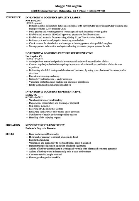 Inventory Coordinator Sle Resume by Inventory Auditor Sle Resume Licensed Electrician Cover Letter