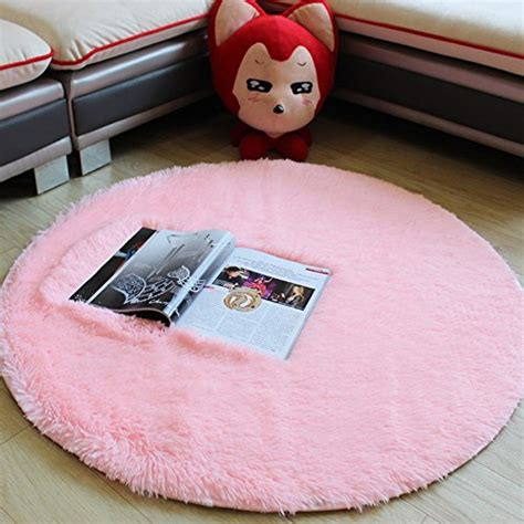 cute bedroom rugs tidetex modern multicolored simple round area rug fashion