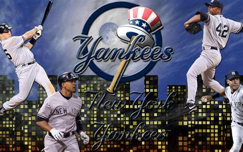 New York Yankees Backgrounds 4K Download