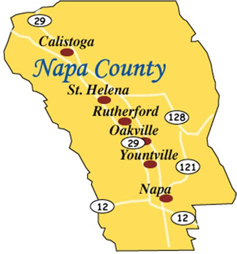 Napa County Property Records Napa County Towns