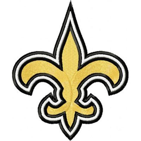 tattoo saints logo new orleans saints logo embroidery design embroidery