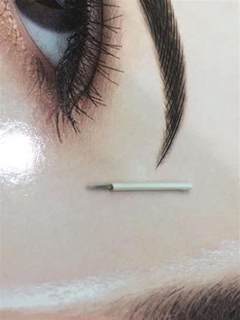 jual tattoo pen makeup permanen 3rl pakai jarum tattoo panjang 20mm untuk