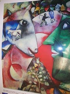chagall basic art album 19 best images about chagall art project for kids on tissue paper chalk painting