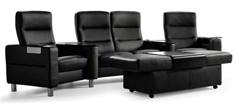 ekornes wave sectional sofa stressless wave highback sofa modern recliner leather sofa