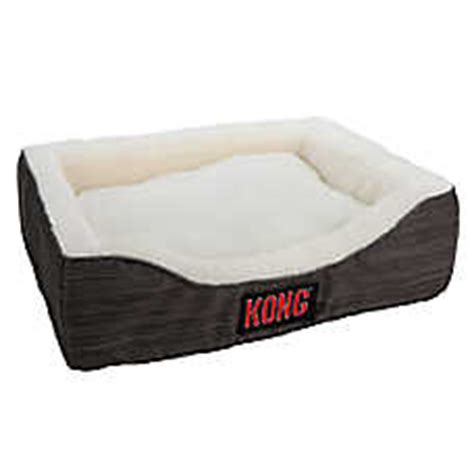 kong dog bed petsmart kong 174 square cuddler pet bed cat beds petsmart