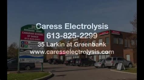 caress electrolysis ltd hair removal salon in ontario electrolysis treatments in rockland ontario on