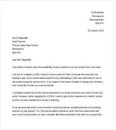Biologist Cover Letter by Cover Letter Biologist Sle Cover Letter Templates