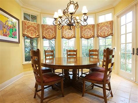 window treatments for bay windows in dining rooms 48 best images about bay windows on pinterest