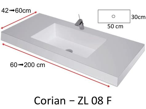 corian integrated basin washbasin corian type worktop with integrated corian