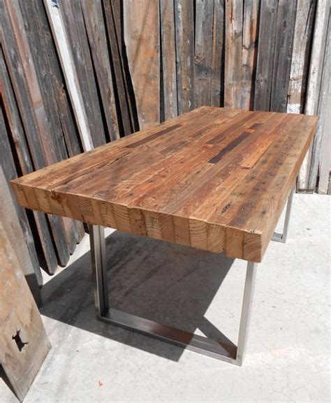used wood dining table reclaimed wood dining table works with any type of chairs