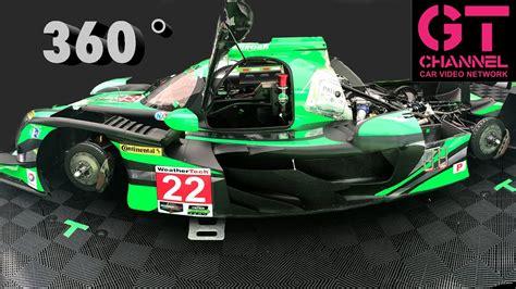 OnBoard 360 VR   ESM Tequila Patron Nissan Onroak DPi Long Beach GP