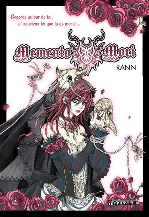 Happy Mori Vol 3 memento mori s 233 rie news