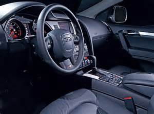 2007 audi q7 interior view photo 2