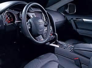 Audi Q7 Inside View 2007 Audi Q7 Interior View Photo 2