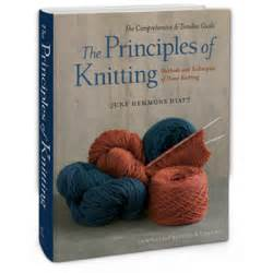 principles of knitting the principles of knitting signed copy the principles