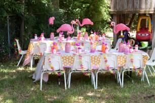 Backyard 1st Birthday Party Ideas Gardenparty Poolparty Flamingo Pool Party 16th Birthday
