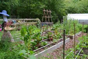 Garden delights large kitchen garden and greenhouse