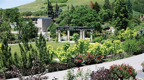 Salt Lake City Botanical Garden Butte Garden And Arboretum In Salt Lake City Utah Expedia
