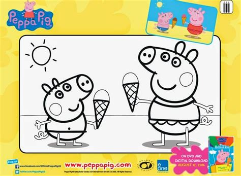 nick jr coloring pages peppa pig search results for regular show coloring calendar 2015
