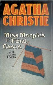 libro miss marples final cases mary reed and eric mayer review miss marple s final cases and two other stories