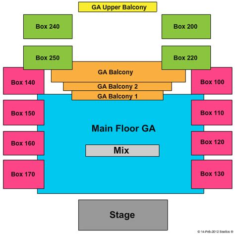 house of blues boston seating chart house of blues chicago seating chart