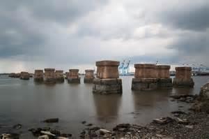 Of Central Nj Central Railroad Of New Jersey Newark Bay Bridge Bridgesnyc