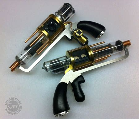 fancy replica tesla gun from warehouse 13